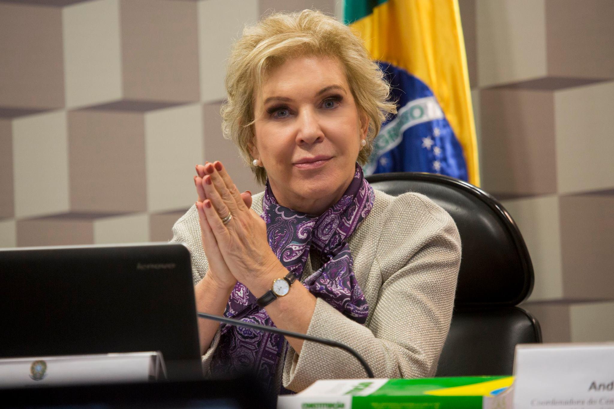 agradecimento-a-ex-senadora-marta-suplicy - Acao Comunicativa