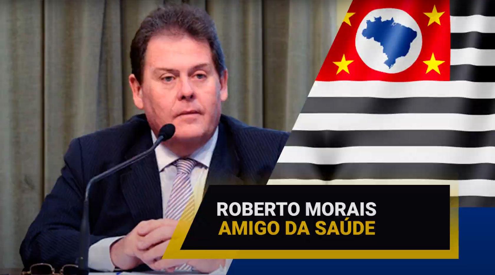 deputado-estadual-roberto-morais-e-amigo-da-saude - Acao Comunicativa